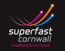 Superfast Cornwall Logo